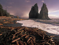 Olympic National Park, Washington State © Christian Heeb